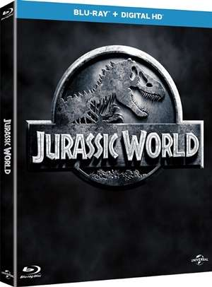 Jurassic World 1080p HD Latino