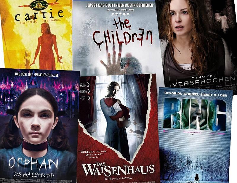 Horrorfilm Mit Waisenkind