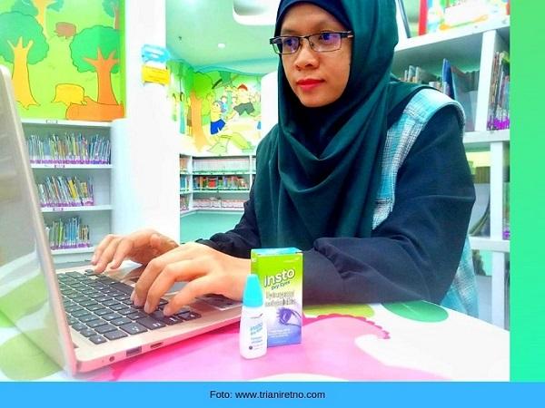 laptop dan kesehatan mata