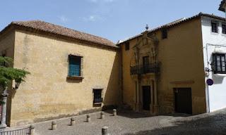 Palacio del Marqués de Salvatierra.