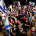 Milhares de manifestantes protestam em Israel contra corrupção e gestão da pandemia