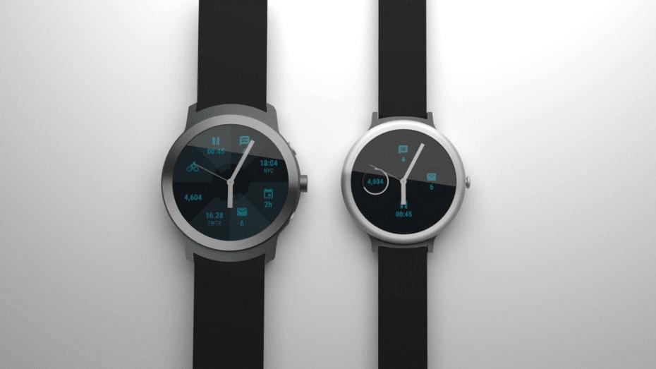 Google släpper Android Wear 2.0 och klockor den 9 februari