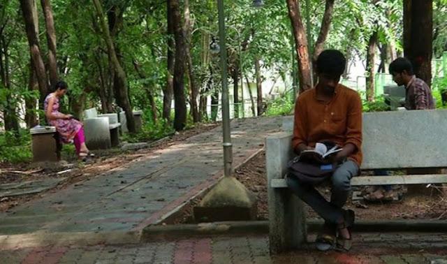 ये यूनिवर्सिटी बच्चों को दे रही 'ग्रीन लाइब्रेरी' में पढ़ने का मौका - newsonfloor.com