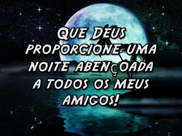 Boa Noite Deus Abencoe: Que Deus Proporcione Uma Noite Abençoada A Todos Os Meus
