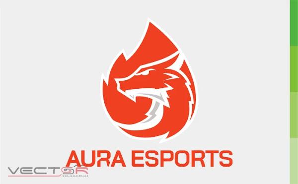 AURA Esports Logo - Download Vector File CDR (CorelDraw)