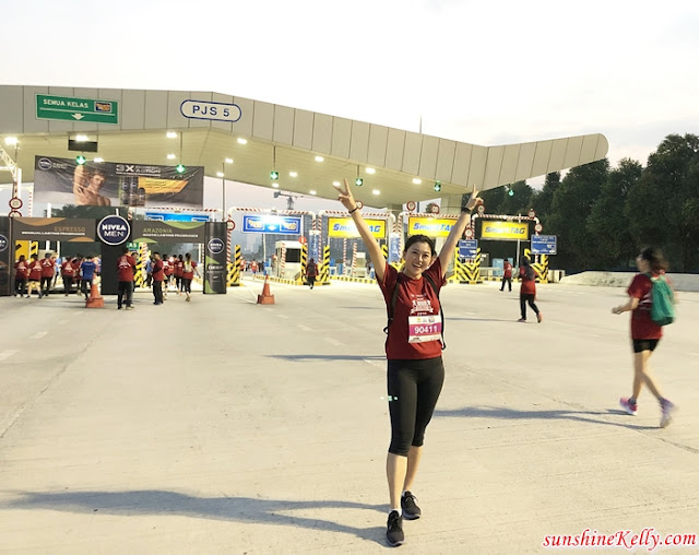 NPE Highway Run 2019, Run Experience, IJM Allianz Duo Highway Challenge, New Pantai Expressway Highway, NPE Highway, BESRAYA Highway Challenge, BESRAYA Highway, Running, Running in Malaysia, Fitness