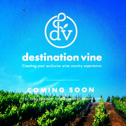 DESTINATION VINE...READY TO ROLL!