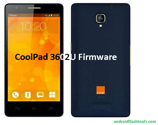 CoolPad 3602U Firmware