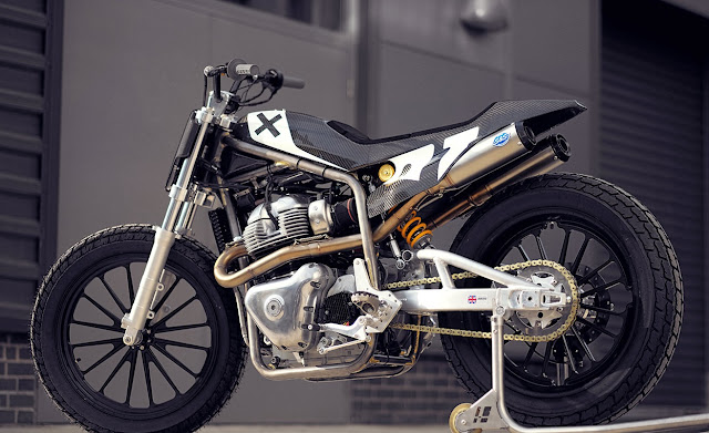 Royal Enfield By Harris Performance Bikes Hell Kustom