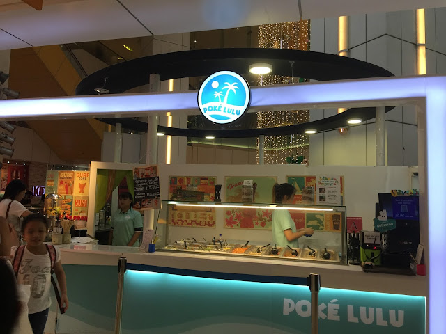Poke Lulu singapore review