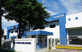 Loker Lulusan SMK Operator Produksi PT. Takahashi Spring Indonesia Jababeka Cikarang