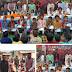जगुआ सोंधा गांव में ज्ञान दर्शन फेडरेशन की ओर से प्रतियोगिता परीक्षा का किया गया आयोजन।