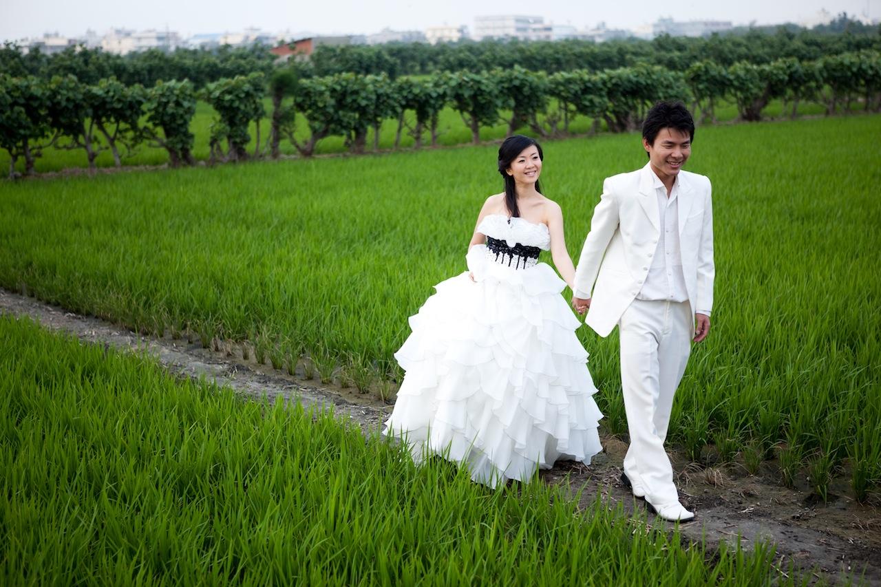 11 Tema Pre-wedding (Pra-wedding) Unik, menarik, cantik ...