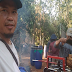 Panen Madu di Perkebunan Rambutan di Subang Jawa Barat