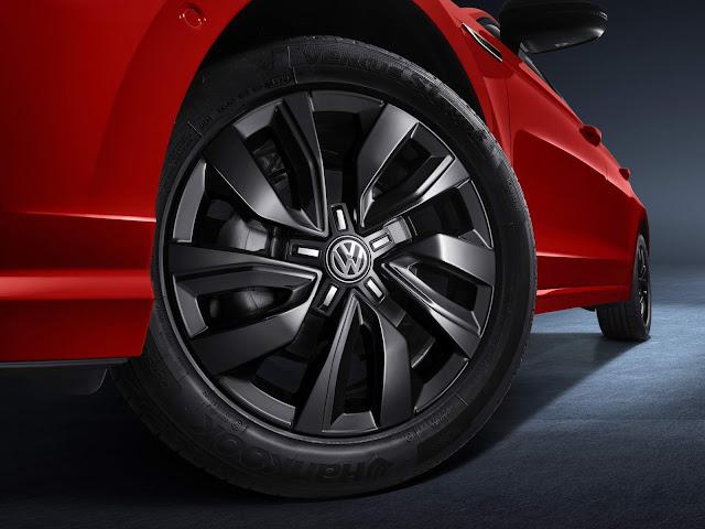 Volkswagen Lamando 2021 ganha versão Black na China