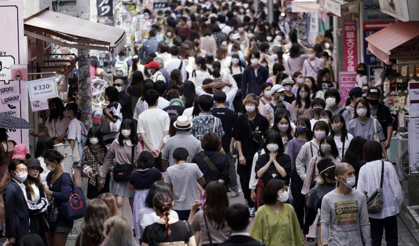 Tempat-tempat Wisata di Tokyo Ramai Saat liburan Silver Week
