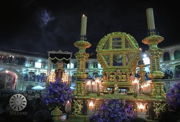 La Soledad de Archidona aprueba su itinerario para el Viernes Santo del 2020