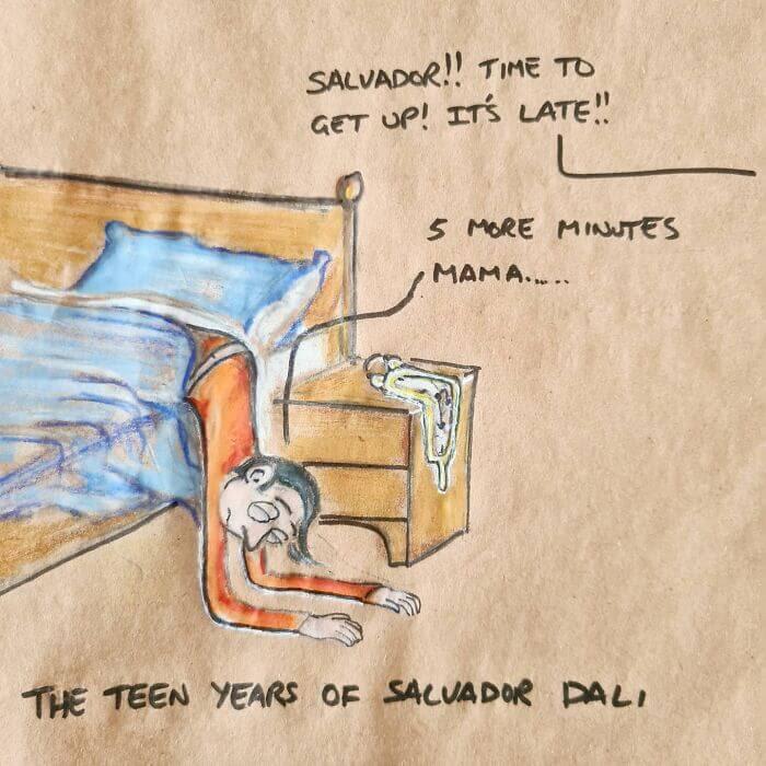 15-Teen-Salvador-Dali-sandwichbagdad-www-designstack-co