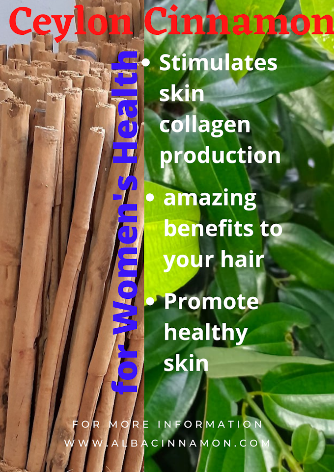 Ceylon Cinnamon for Women's Health