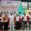Partai Gerindra Laksanakan Vaksinasi Tahap Dua, Masyarakat Antusias