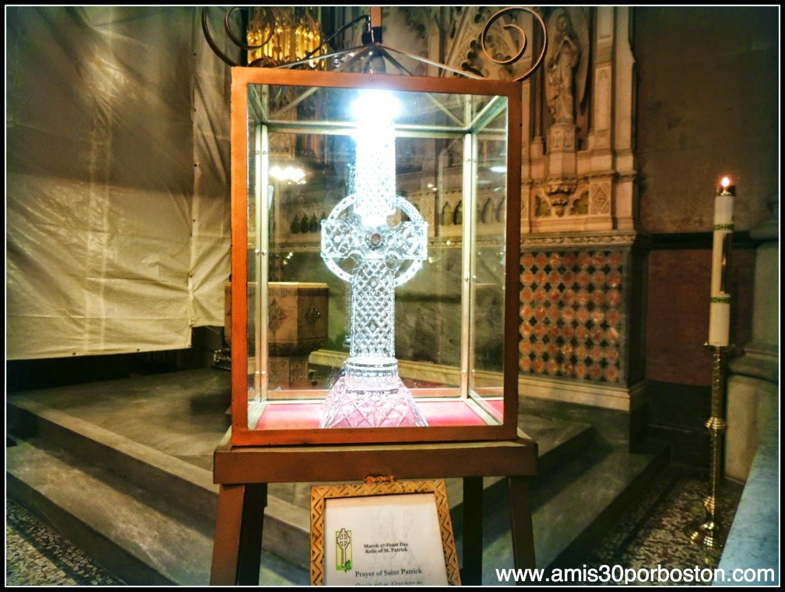 Segunda Vista a Nueva York: Reliquia de la Catedral de San Patricio