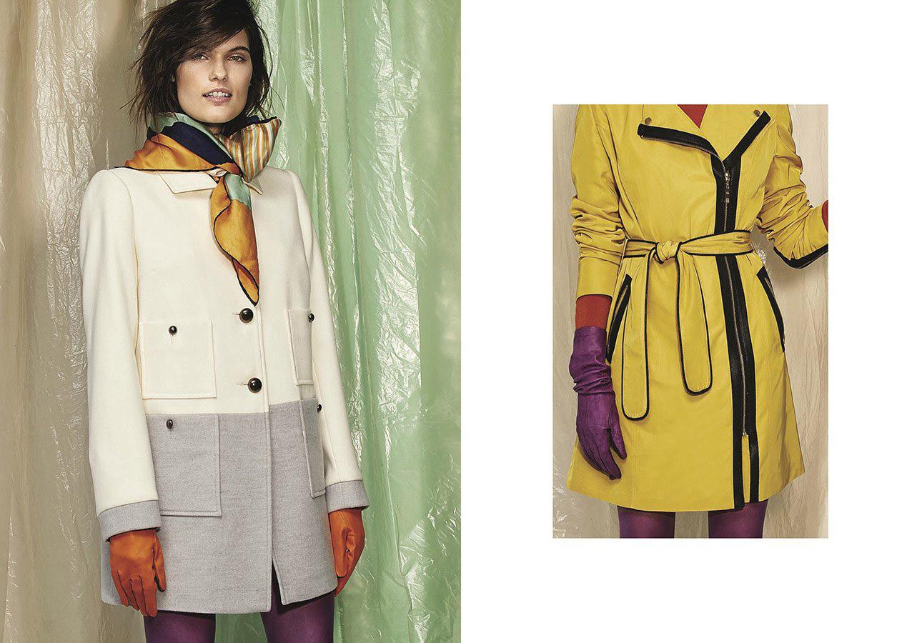 Tapados invierno 2020 ropa de moda 2020 invierno.