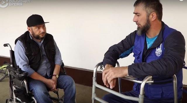 Колясочник из Чечни бесплатно чинит инвалидные коляски: «Аллах дал мне такой шанс»