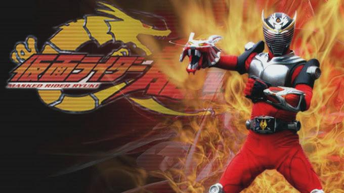 Kamen Rider Ryuki Episode 1 - 50 Tamat Subtitle Indonesia