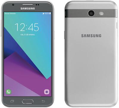 Samsung Galaxy J3 2017 SM-J327R4 USA