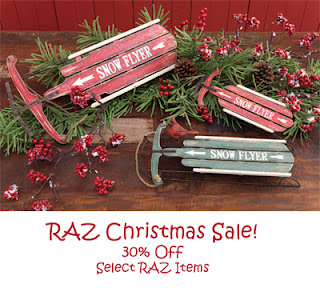 http://www.trendytree.com/select-raz-christmas-sale-1.html