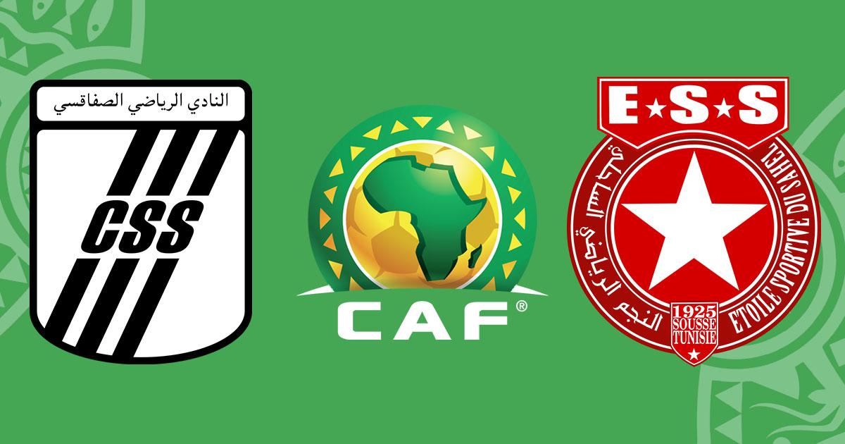 مشاهدة مباراة النجم الساحلي ضد الصفاقسي 11-04-2021 بث مباشر في الكونفدرالية الافريقية