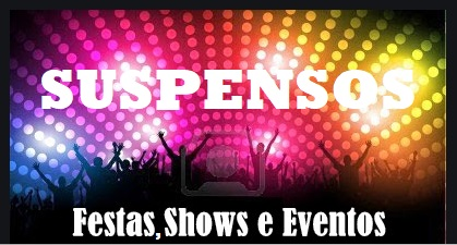 TEMPÃO: Elesbão Veloso está há mais de 600 dias sem festas em clubes.