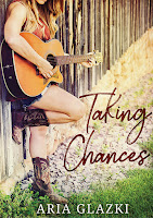 Book cover of Taking Chances by Aria Glazki