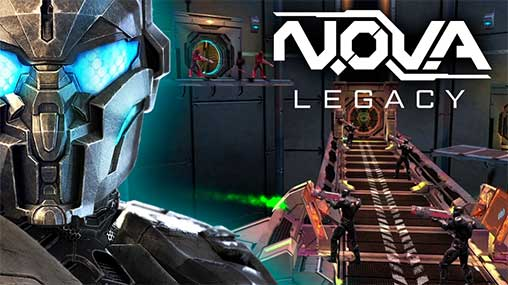 تحميل NOVA Legacy مهكرة اصدار 2018