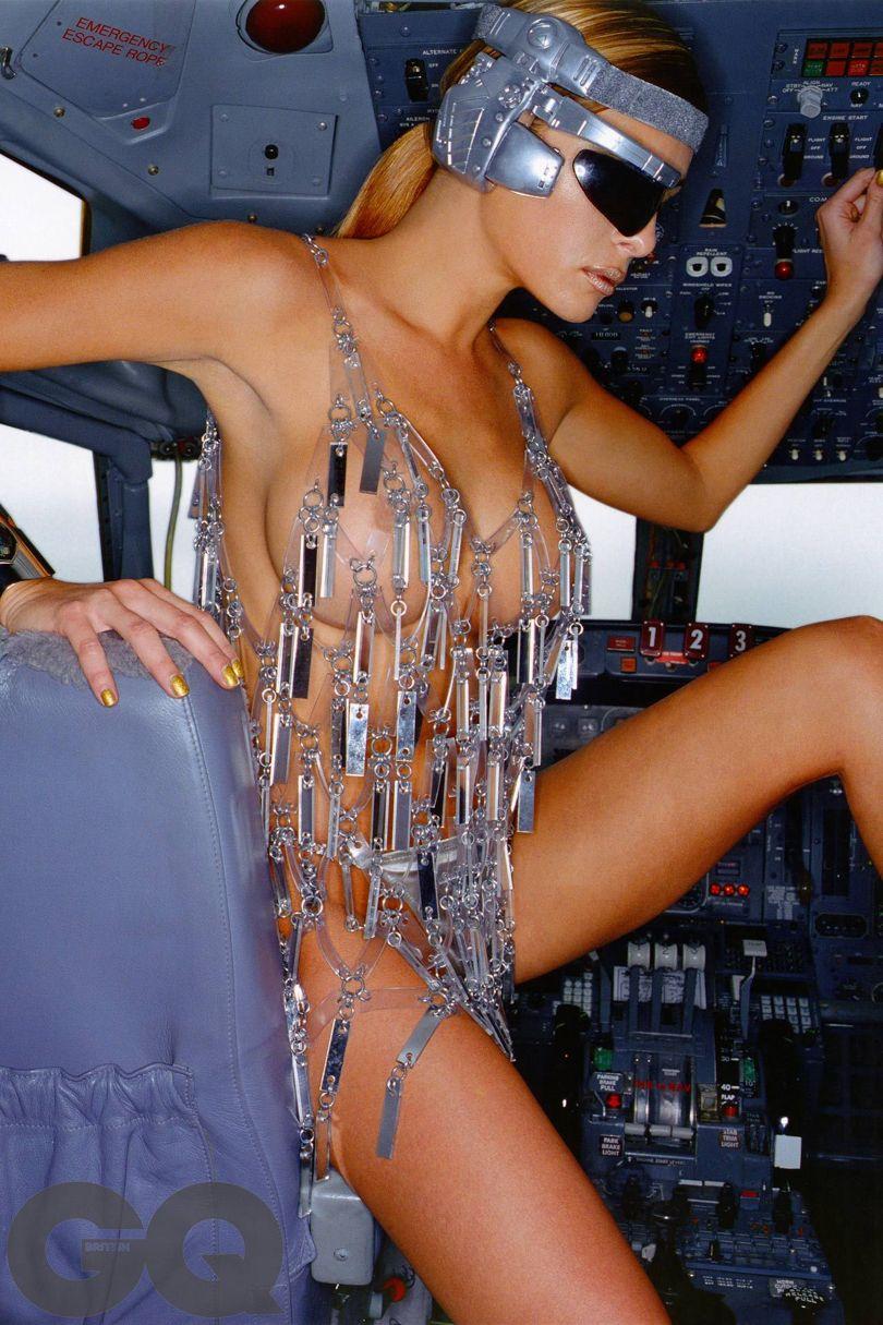 Melania Trump Nude Modeling Photos