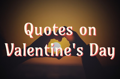 Quotes on valentines day
