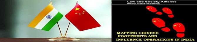 Think Tank Releases Report On China's Covert And Overt Operations In India