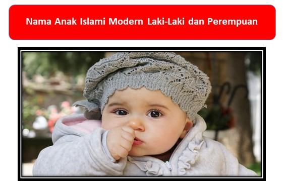 Nama Anak Islami Modern Laki-Laki dan Perempuan