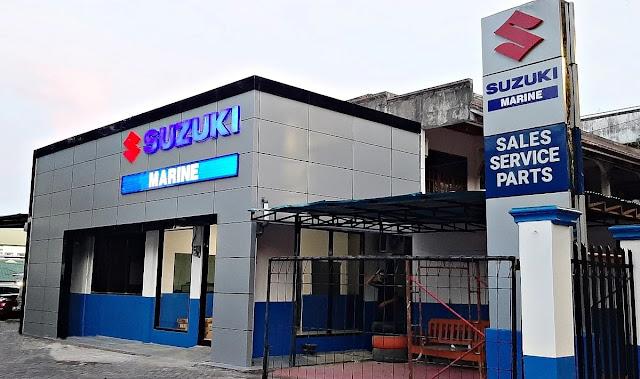 Suzuki Marine Dealer Manado