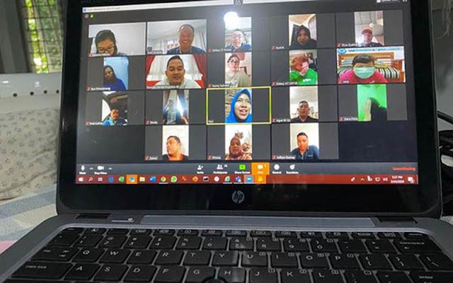 Covid-19 Jadi Momentum untuk Pacu Transformasi Digital