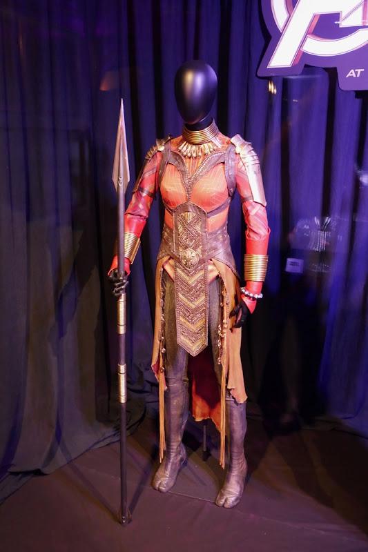 Okoye costume Avengers Endgame