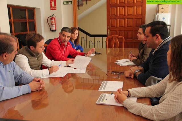Una inversión de más de 13 millones de euros permite mejorar el riego en Los Sauces, Las Breñas, Mazo y Fuencaliente