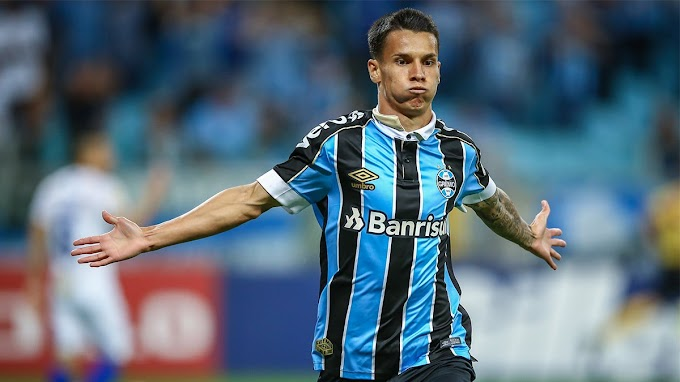 Atlanta não paga multa e Ferreira fica no Grêmio