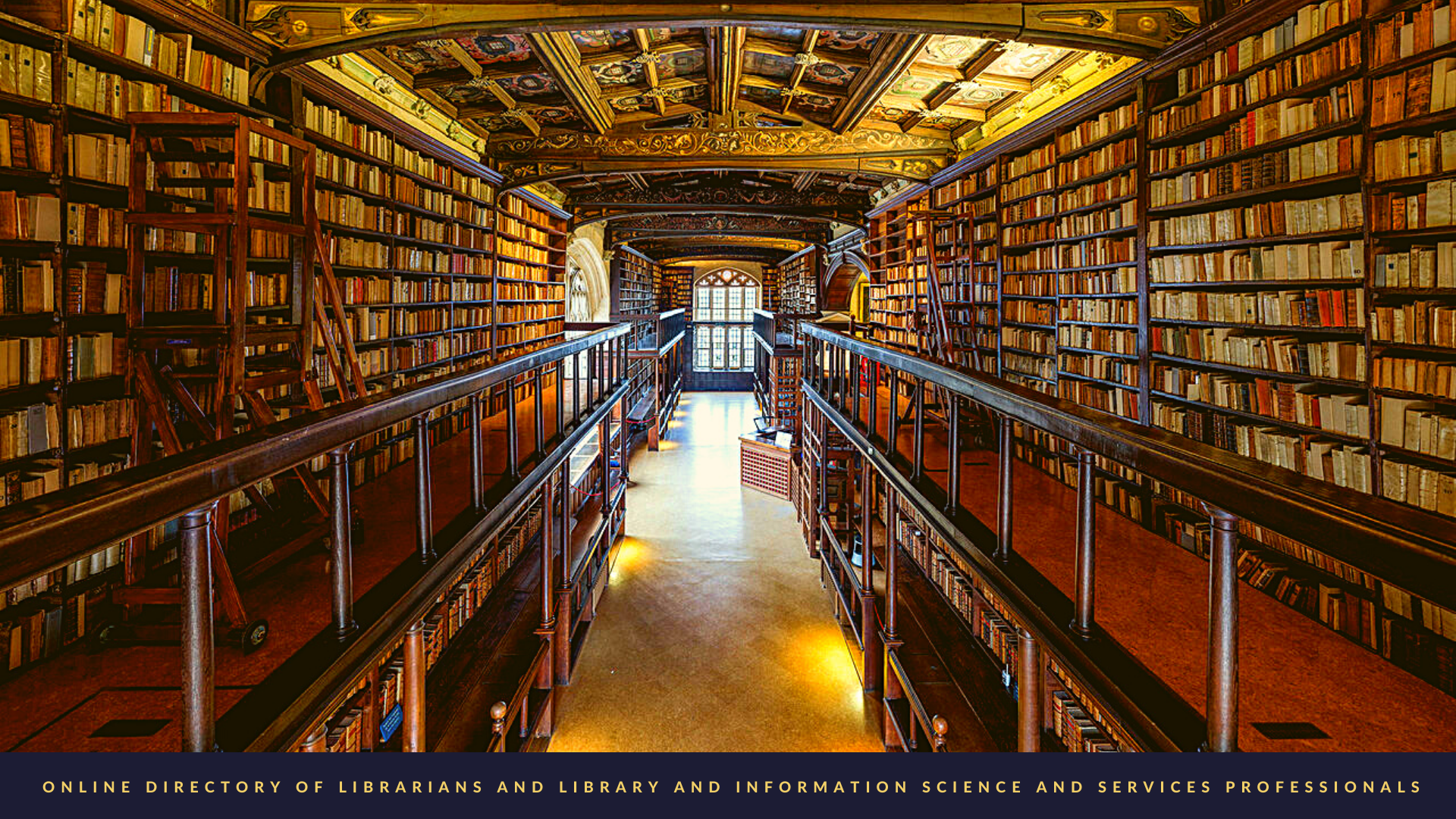 Online Directory of Librarians and Library and Information Science and Services Professionals