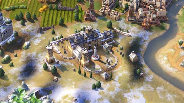 Sid Meiers Civilization VI Winter 2016 Edition Free