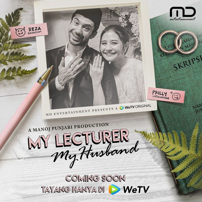 Download  My Lecturer, My Husband Season 1 Episode 8