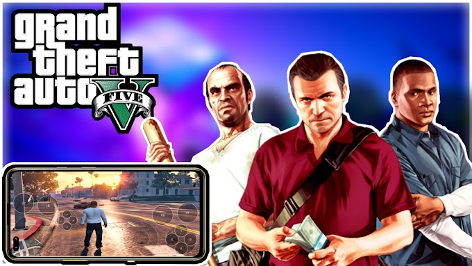 Play GTA V game on Android | Gloud Games Mod apk