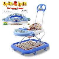 baby walker family fb181l upin ipin alat belajar jalan bayi