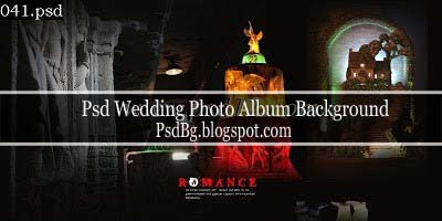 Psd Wedding karizma Photo Album
