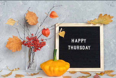Good Morning Thursday image